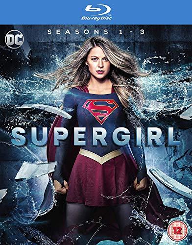 Blu-ray - Supergirl S1-3 (1 BLU-RAY)