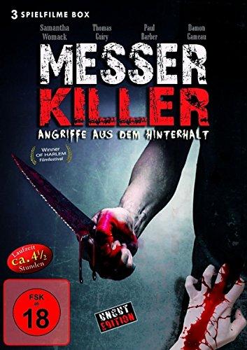 Messer Killer-Angriffe aus dem Hinterhalt (3 Spilfielme)