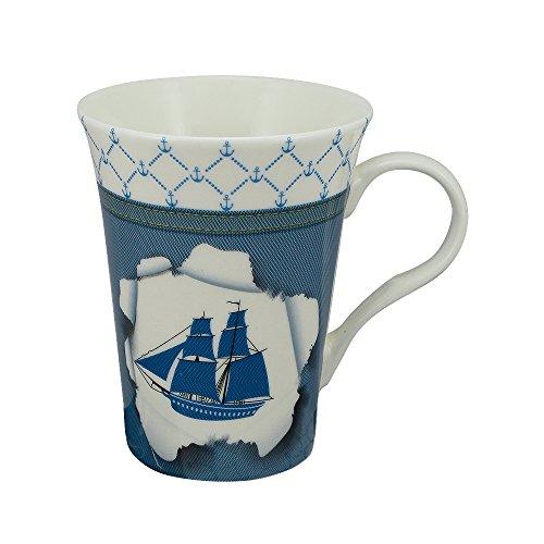 Tasse/Kaffeebecher - Schiff - perfekt für die maritime Dekoration