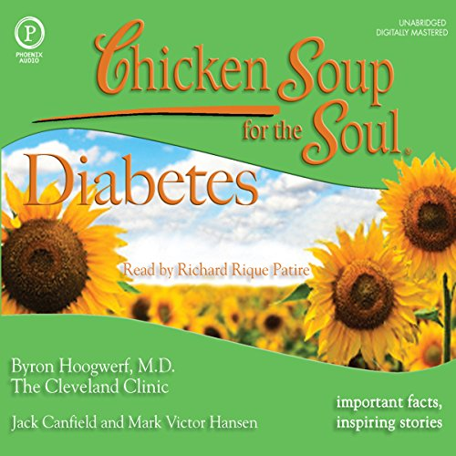 Chicken Soup for the Soul Healthy Living Series: Diabetes audiobook cover art