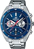 Casio Reloj para de Cuarzo japonés con Correa en Acero Inoxidable EFV-590D-2AVUEF
