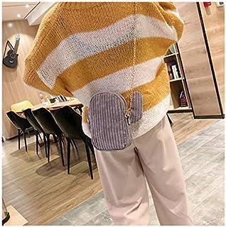 YKDY Shoulder Bag Cactus Fashion Plush Women Tote Chain Phone Case Messenger Bag (Color : Gray)