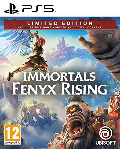 Immortals Fenyx Rising Limited Edition Amazon PS5