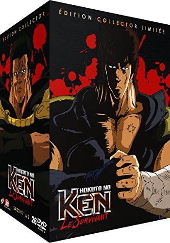 Ken le Survivant Intégrale des 2 Saisons Limitée