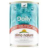 Almo Nature - Perro Ternera, 400 g