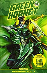 Image: Green Hornet Omnibus Volume 1 | Paperback – Illustrated: 336 pages | by Kevin Smith (Author), Phil Hester (Author), Jonathan Lau (Artist). Publisher: Dynamite Entertainment; Illustrated edition (August 15, 2017)