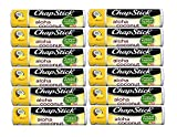 Chapstick Limited Edition Tropical Paradise Collection Aloha Coconut Flavored Skin Protectant Lip Balm Tube - Great for Moisturizing & Hydrating Chapped, Cracked, Dry Lips – 0.15oz Each, 12 Sticks