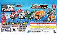 烈車戦隊トッキュウジャー トッキュウレッシャー 01 全4種 全4種 1 レッドレッシャー 2 エナジーレッシャー