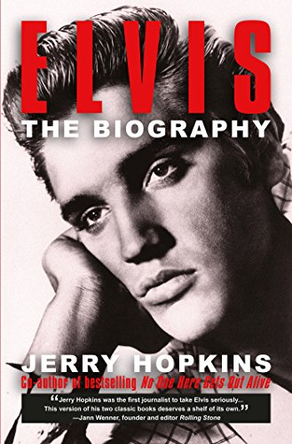 Amazon.co.jp: Elvis: The Biography (English Edition) 電子書籍: Hopkins, Jerry:  Kindleストア