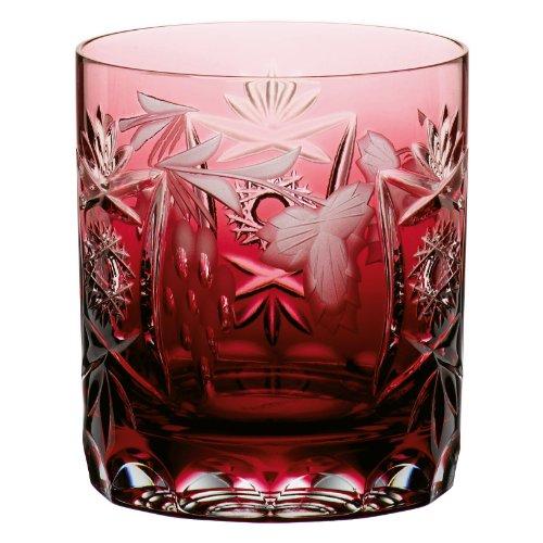 Spiegelau & Nachtmann, Whisky pur, 9 cm, Traube, 35892, Farbe: Goldrubin