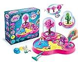 So Magic DIY- Jardín Mágico Playset, Color rosa (Canal Toys MSG004) , color/modelo surtido