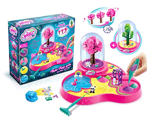 Canal Toys 004-Hobby so Magic-Jardin Magique, MSG 004, Hobby creativi