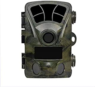 IP66 Waterproof Outdoor Site Home Security Surveillance 1080P Wild Capture Cam Wildlife Camera HD Hunting (2.4 Inch LCD Mo...