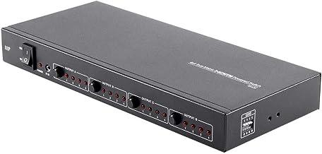 Monoprice Blackbird 4K Pro 4X4 True Matrix HDMI Powered Switch with EDID and RS232 Control