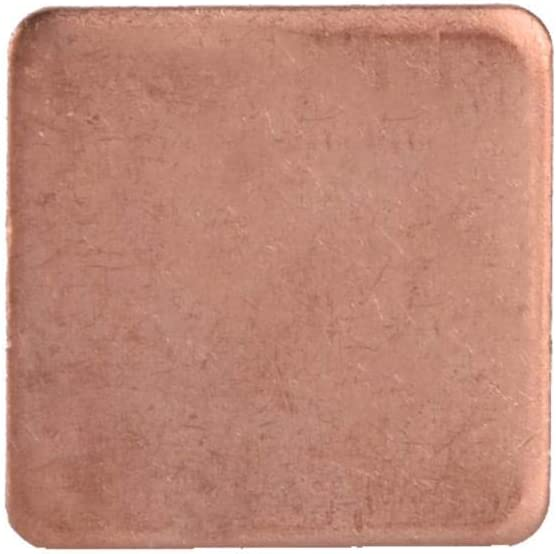 32F Pad Termico di Rame 15 x 15 x 1 mm Copper Thermal Pad Heat Sink Chip GPU CPU