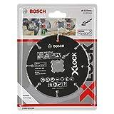 Bosch Professional Expert - Disco de corte (para madera y plásticos, X-LOCK,...