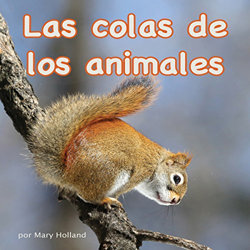 Las colas de los animales [The Tails of Animals] copertina