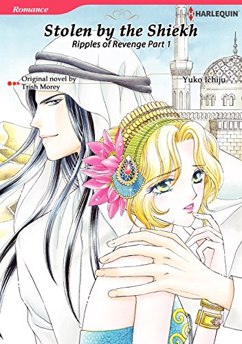 Stolen by The Sheikh: Harlequin comics (The Arranged Brides Duo Book 1) (English Edition)