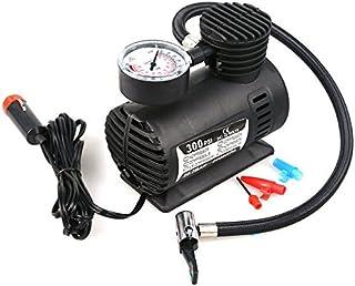 Hex Autoparts 300PSI 12V Portable Mini Air Compressor Auto Car Electric Tire Air Inflator Pump