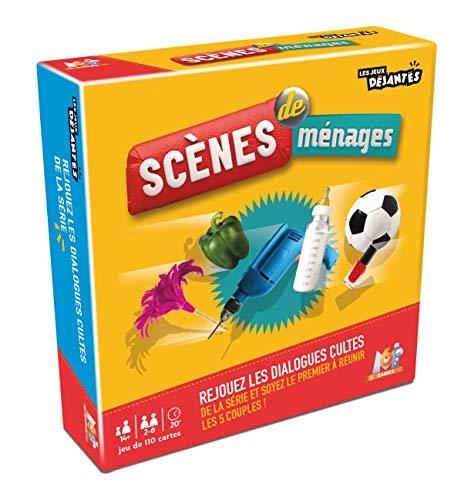 Les jeux Déjantés- Scènes de Ménages, Collection M6 Games, 130008029, 0