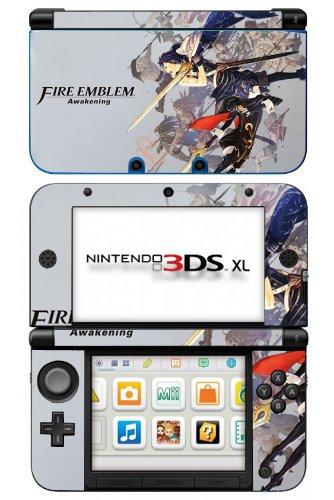 Fire Emblem Awakening Game Skin for Nintendo 3DS XL Console