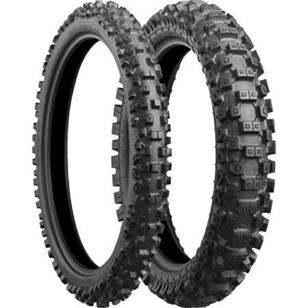 Bridgestone New MX Battlecross x20110/100–18Motocross Dirt Bike Weich hinten Reifen