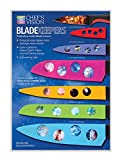 Chef's Vision Blade Keepers Protective Knife Covers for the Cosmos Series...