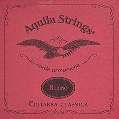 Aquila AQ C RS 134C Rubino Classic Guitar Set Normal Tension