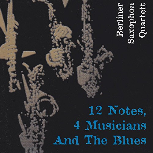 Twelve Notes for Four Saxophones
