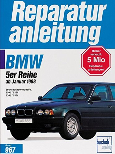 BMW 520i / 525i / 530i / 535i ab 1/1988