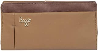 Baggit Women's Synthetic Wallet (Yellow) (Lw Ursa Y G)