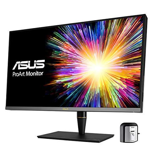 ASUS ProArt PA32UCX-K - Monitor Profesional 4K HDR Mini LED (32 pulgadas, Dolby Vision, HDR-10, HLG, retroiluminación Mini-LED con 1152 zonas de atenuación