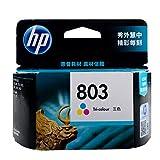 803 Tri-Color Ink Cartridge for TUOSHI NP10 Nail Printer Machine(1 Pack)