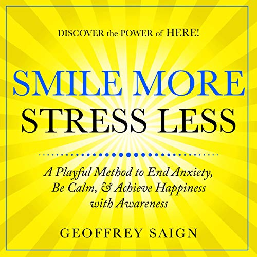 『Smile More Stress Less』のカバーアート