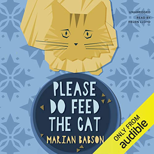 Please Do Feed the Cat cover art