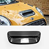 EPR for R56 Mini Cooper S 11y~ Duell AG-Style Carbon Fiber Hood Scoop Vents