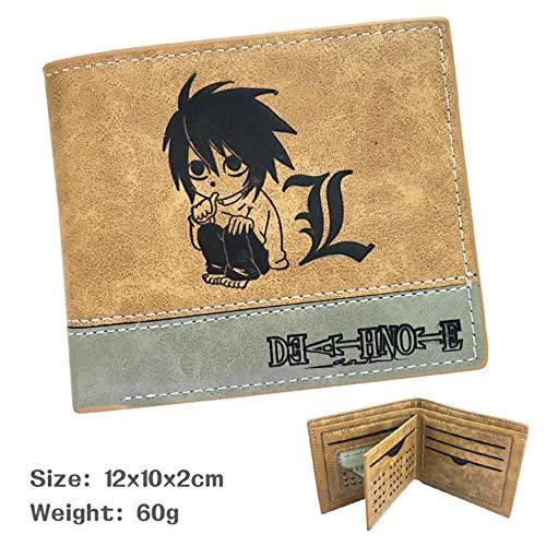 Death Note Cover Custodia iPhone Samsung Anime Manga Light Yagami