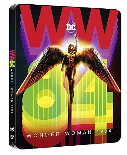 Wonder Woman 1984 - 4k Ultra HD Steelbook (Deutsche Dolby Atmos Tonspur) Limited Edition - Blu-ray