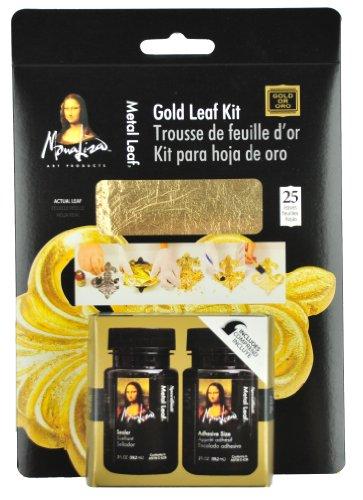 Price comparison product image Speedball Mona Lisa Gold Leaf Kit