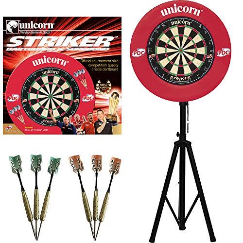 Designa Darts Reiseständer Stativ Board Halter Unicorn Striker Dartboard Surround Darts