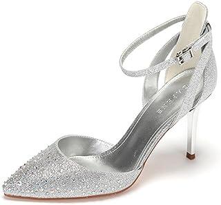 newest collection 34b6d 88ea3 Amazon.it: scarpe da cerimonia donna - Scarpe da donna ...