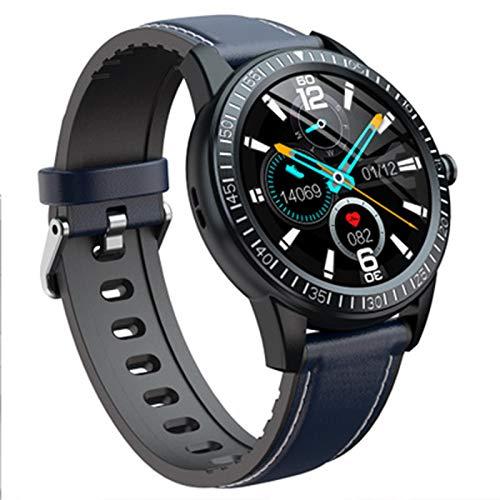 DZX Bluetooth Call Y92 Smart Watch Monitor De Ritmo Cardíaco Música Local Reproducción Reproducción Inteligente Hombres Y Mujeres Reloj iOS Android,C