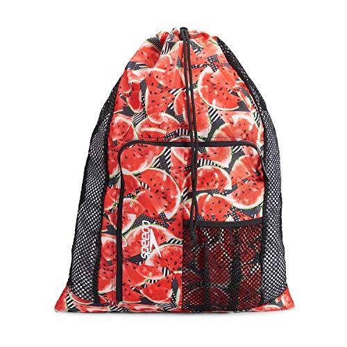 Speedo Unisex-Adult Deluxe Ventilator Mesh Equipment Bag