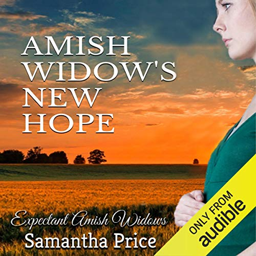 Amish Widows New Hope cover art