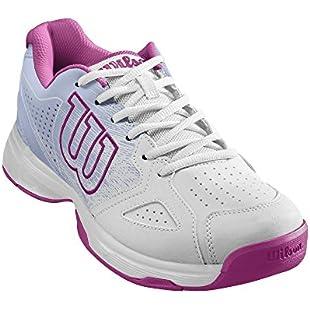 Wilson Kaos Stroke W, Womens  Tennis Shoes, White (White/Halogen Blue/Very Berry), 5.5  (39 EU):Schedulingsoftware