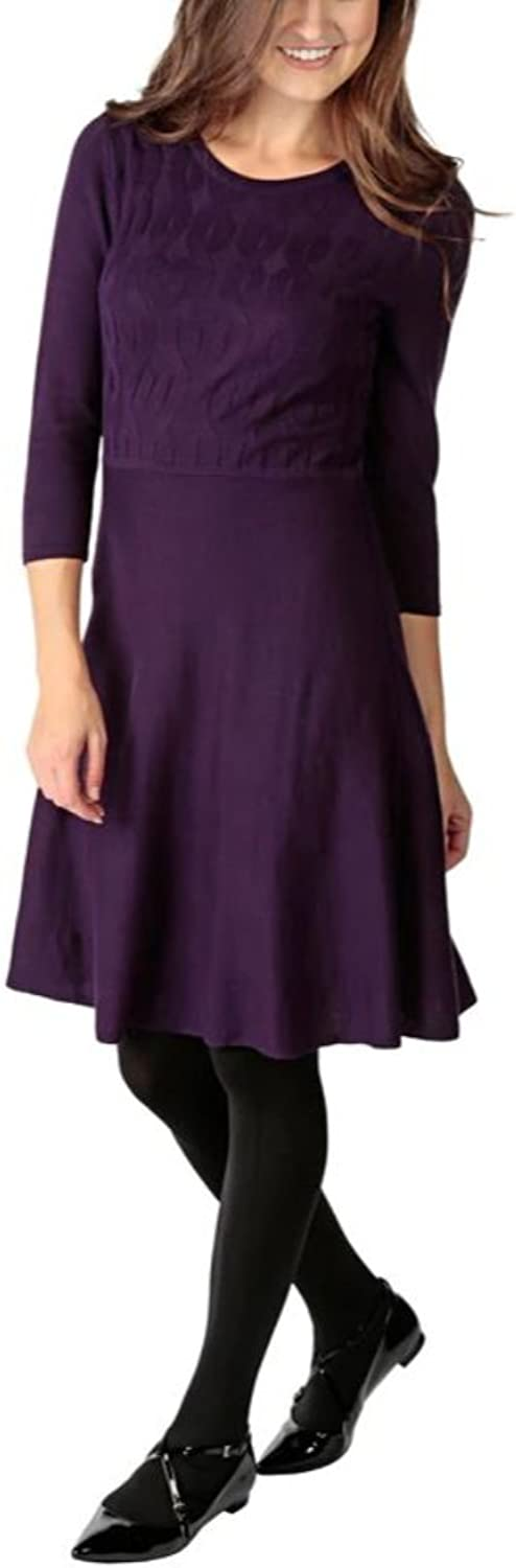 Nine West Cable Knit Sweater Dress Size 1X