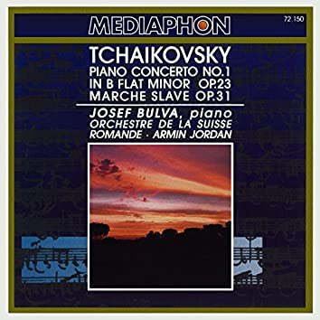 Tchaikovsky: Piano Concerto No. 1 in B-Flat Minor, Op. 23 & Slavonic March, Op. 31