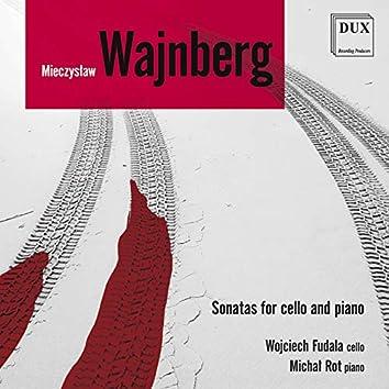 Weinberg: Cello Sonatas & Berceuse, Op. 1