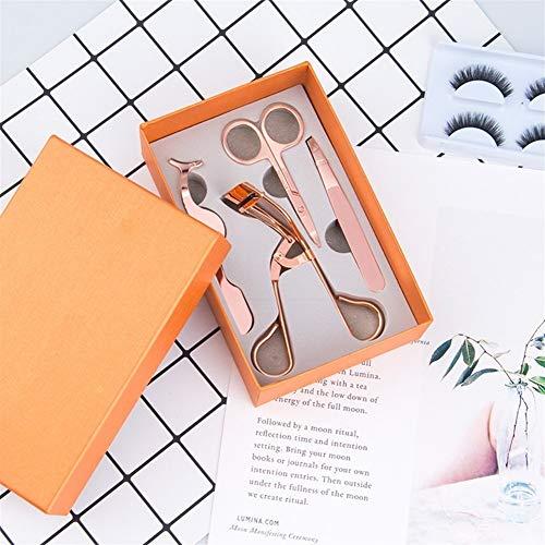 Beauty-Tools Multi-Funktions-portable Make-up Pinsel Wimpernzange unterstützt vier Sätze von...