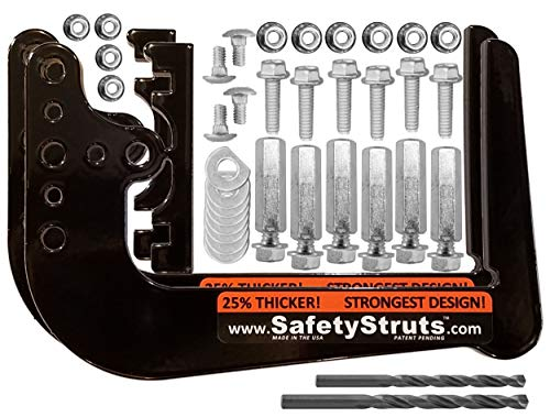 Mount-n-Lock SafetyStruts Heavy Duty RV Bumper Brackets TM